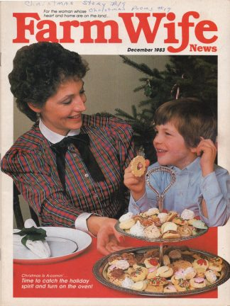 Farm Wife News - December 1983