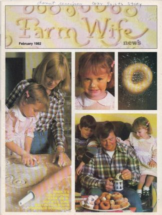 Farm Wife News - February 1982