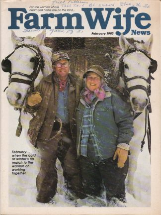 Farm Wife News - February 1983