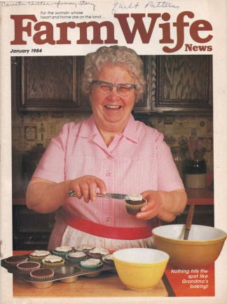 Farm Wife News - January 1984