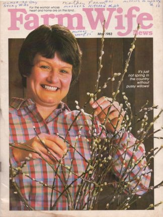 Farm Wife News - May 1983