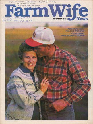 Farm Wife News - November 1982