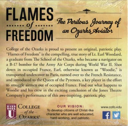 Flames of Freedom (back)