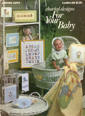 Charted Designs For Your Baby