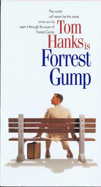 Forrest Gump - VHS box front