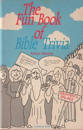 The Fun Book of Bible Trivia