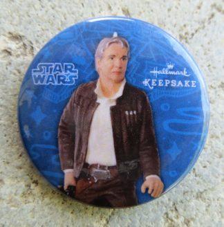 Han Solo Hallmark Pin