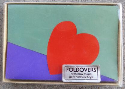 Heart Foldovers