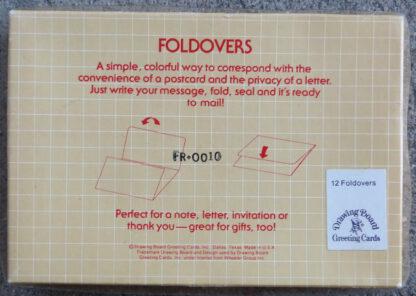 Heart Foldovers (box bottom)