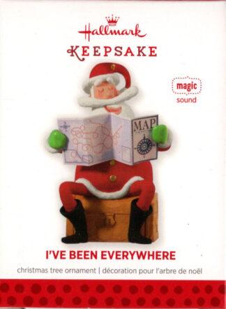 I've Been Everywhere