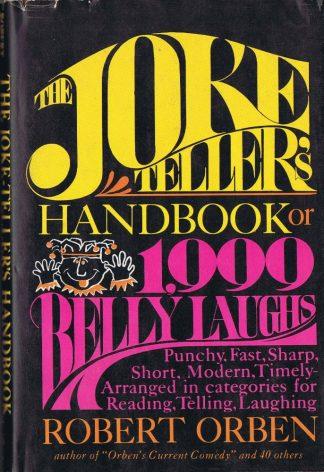 The Joke-Teller's Handbook