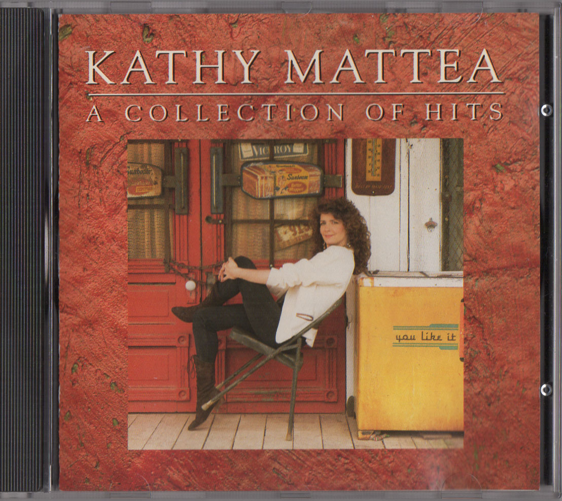 A Collection of Hitsby Kathy Mattea