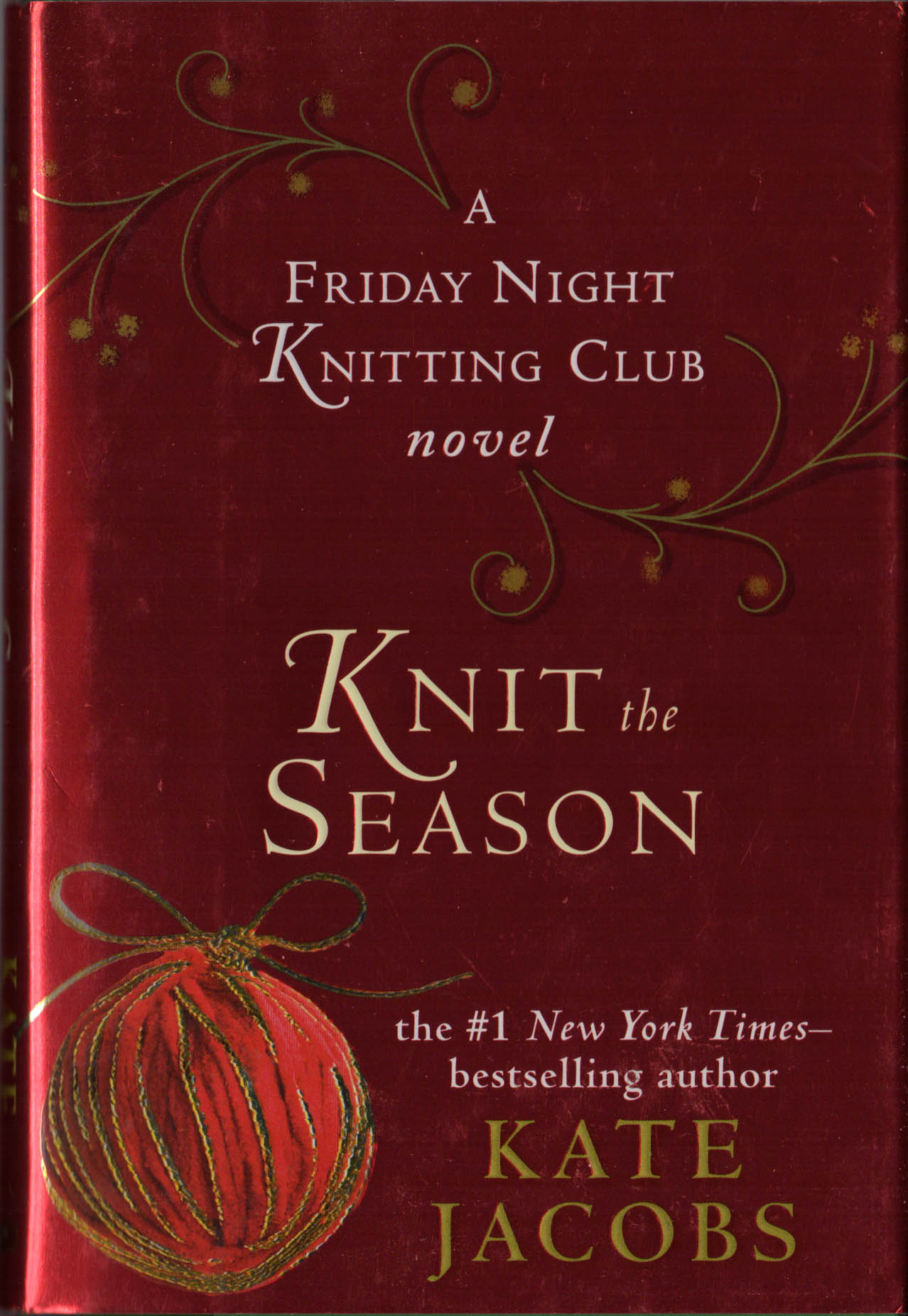 Friday Night Knitting Club Knit The Season Kate Jacobs