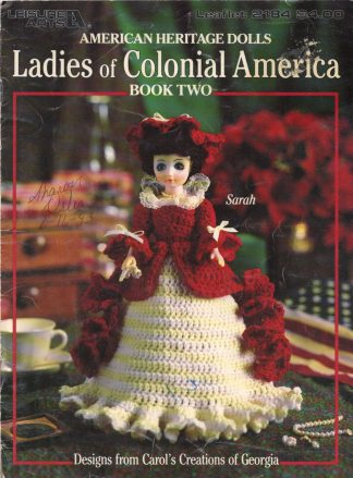 Ladies of Colonial America, Book Two