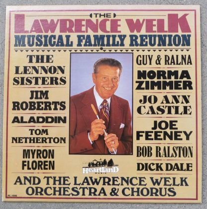 The Lawrence Welk Musical Family Reunion