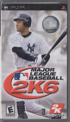 Major League Baseball2K6