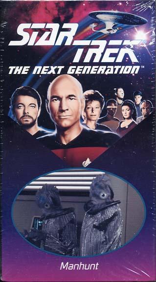 Star Trek: The Next Generation: Manhunt