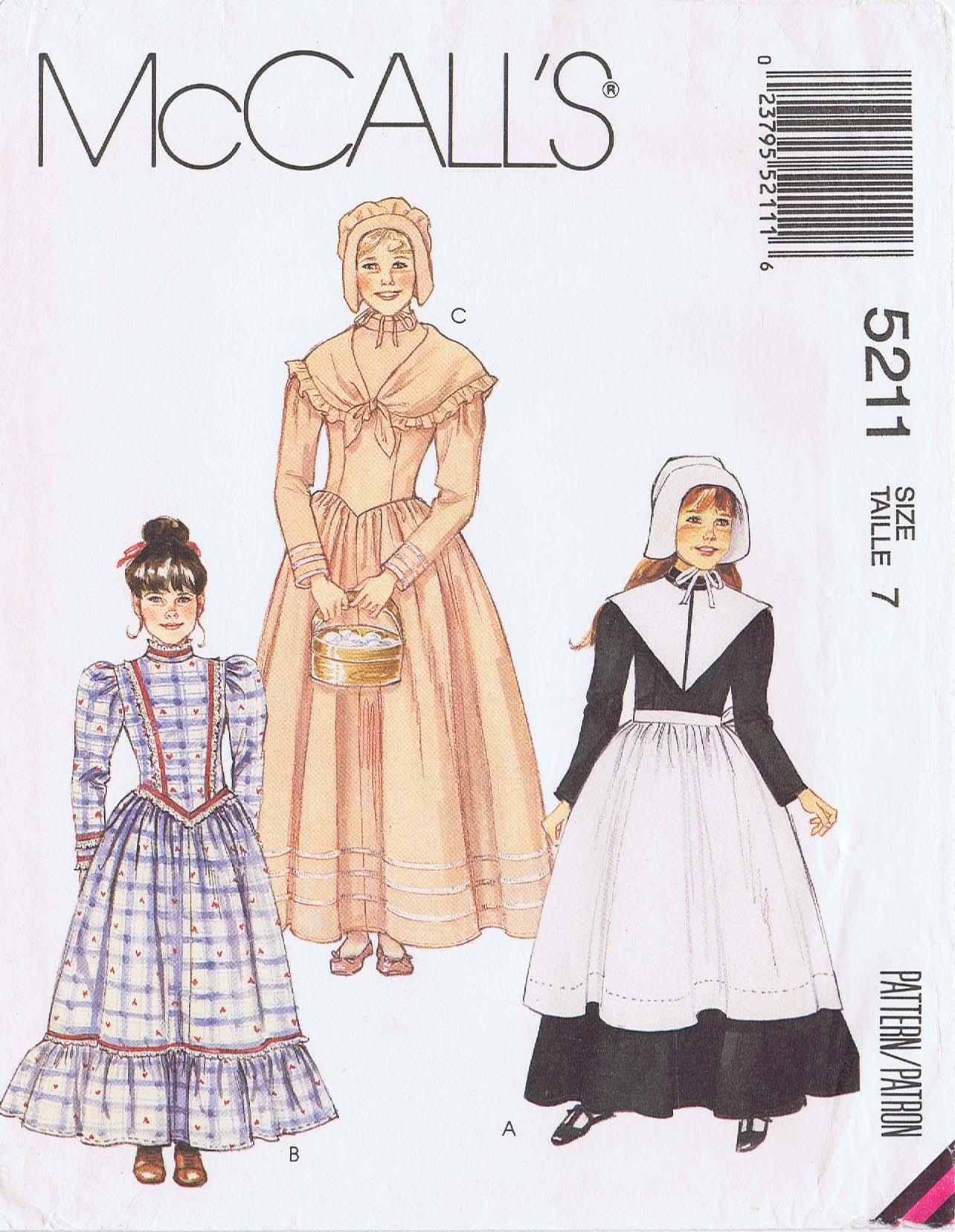 8332 UNCUT MCCALLS SEWING Pattern Halloween Storybook Costumes Princess Fairy
