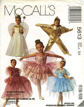 McCall's 5613 - Child 3-4