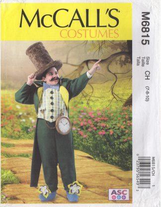 McCall's 6815, Boys 7-10