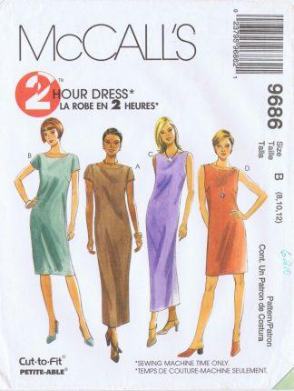 McCall's 9686