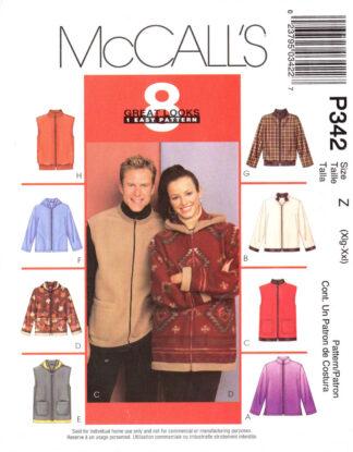 McCall's P342 / McCall's 3784