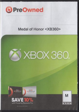Medal of Honor - generic case