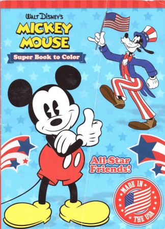 Mickey Mouse - All-Star Friends!