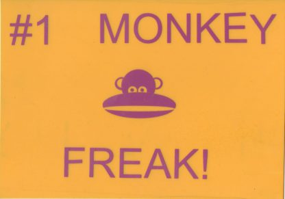 #1 Monkey Freak!