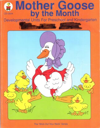 Mother Goose By The Month