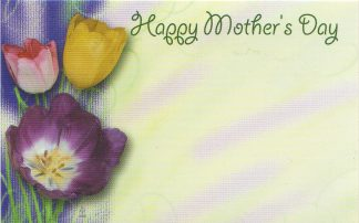 Happy Mother's Day - tulips