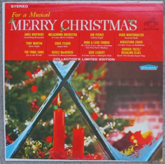For A Musical Merry Christmas