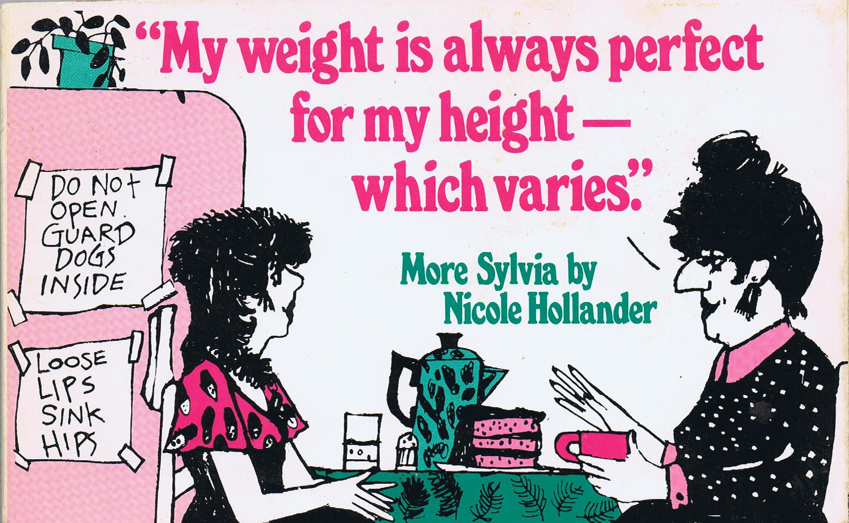 My Weight is Always Perfect for my Height - Which Varies