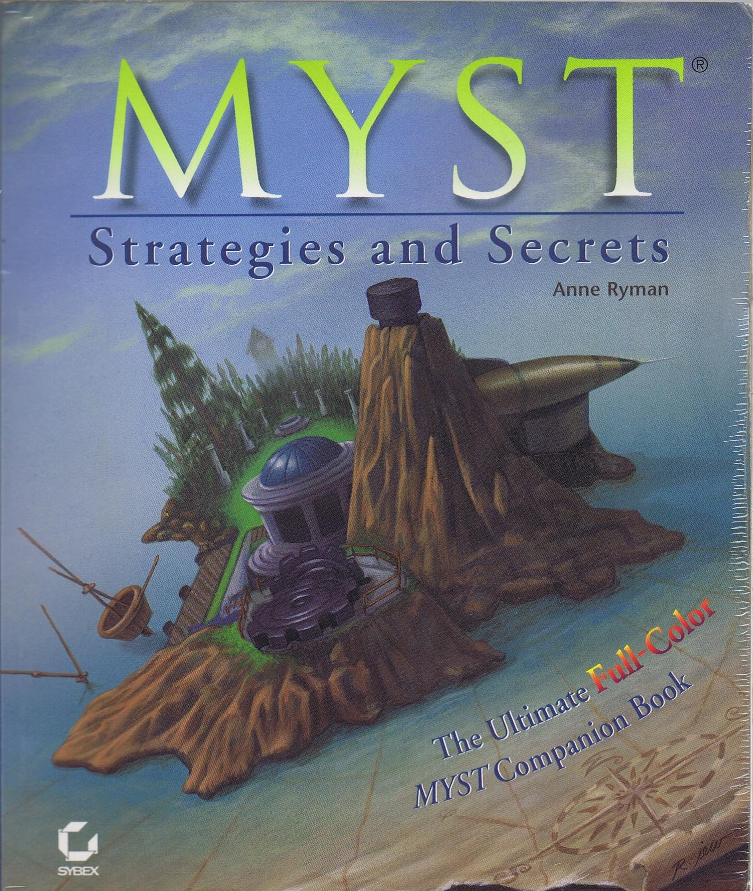 Myst: Strategies and Secrets