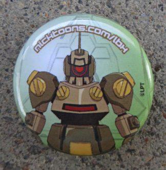 LBX Robot Nick Toons Pin