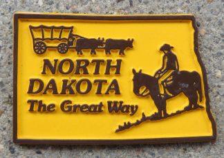 North Dakota: The Great Way