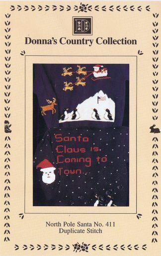 North Pole Santa No. 411