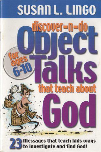 Object Talks That Teach About God