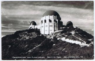 Observatory and Planetarium, Griffith Park