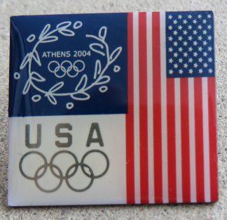 Athens 2004 Olympics pin