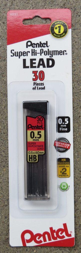 Pentel Super Hi-Polymer Lead