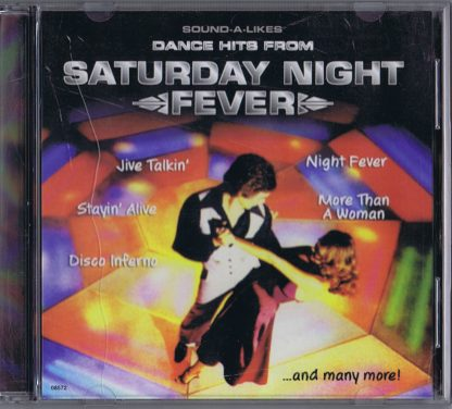 Dance Hits from Saturday Night Fever