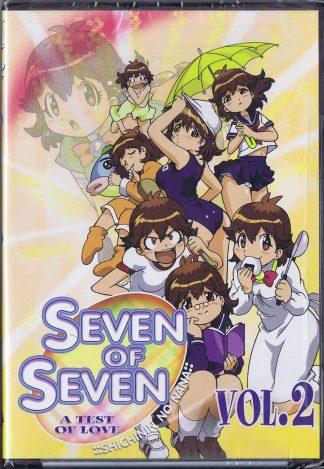 Seven of Seven, Vol. 2