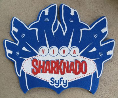 Sharknado Headdress