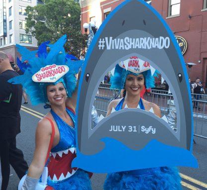Sharknado 4 Girls