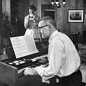 Organ Sheet Music