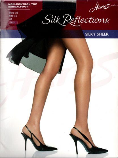 Hanes Silk Reflections Pantyhose