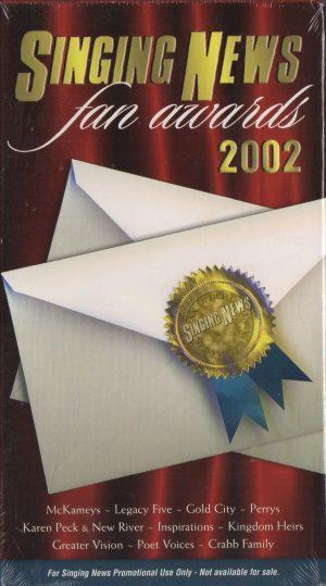 2002 Singing News Fan Awards
