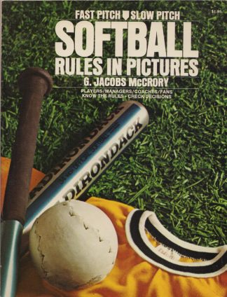 Softball Rules in Pictures
