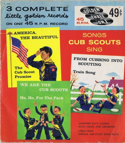 Songs Cub Scouts Sing